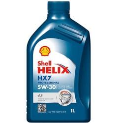 Shell Helix HX7 Professional AF 5W-30