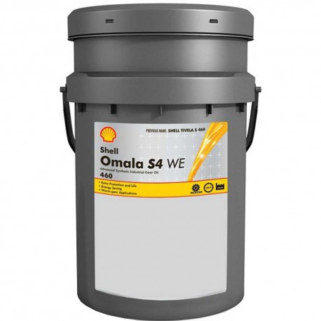 Shell Omala S4 WE 320