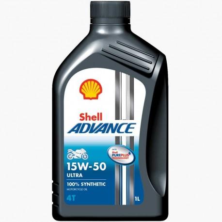 Shell Advance Ultra 4T 15W-50