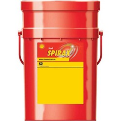 Shell Spirax S2 G 80W-90